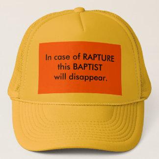 After Rapture Baptist Hat