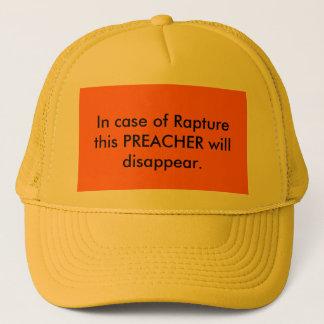 After Rapture Preacher Hat