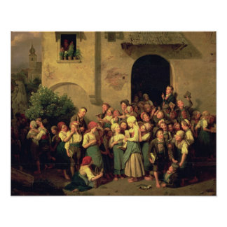 After School, 1844 Poster