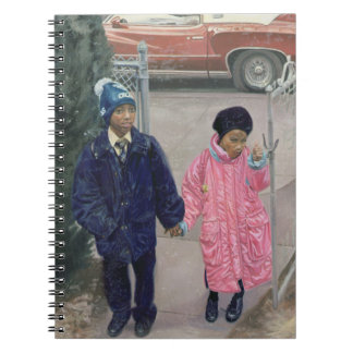 After School 1991 Note Book