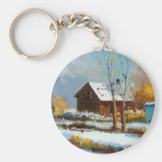 After Snow Keychain