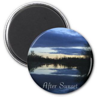 After Sunset Magnet
