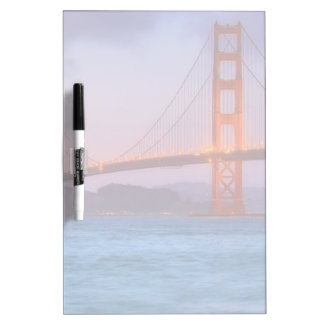 After sunset out at Baker Beach Dry Erase Board