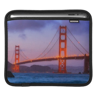 After sunset out at Baker Beach iPad Sleeve