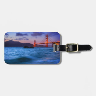 After sunset out at Baker Beach Luggage Tag