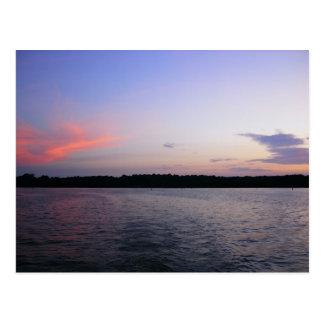 After Sunset Postcards