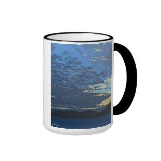 After Sunset Ringer Mug