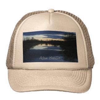 After Sunset Trucker Hat