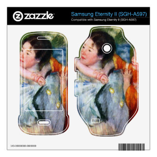 After the bath by Mary Cassatt Samsung Eternity II Skins