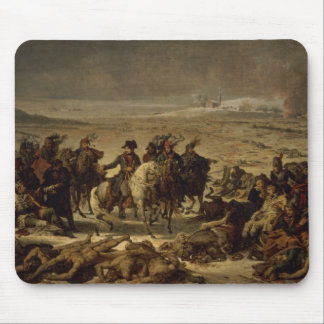 After the Battle of Eylau, 9th February 1807 Mouse Pad
