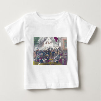 After the Battle of Gravelotte Sisters of Mercy Baby T-Shirt
