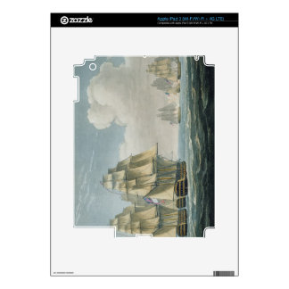 After the Battle of Trafalgar, October 21st, 1805, iPad 3 Skins