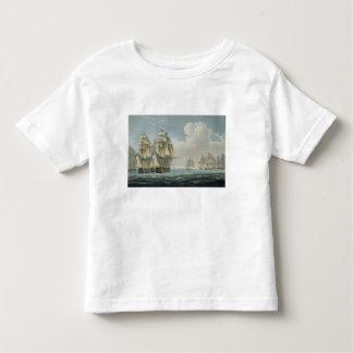 After the Battle of Trafalgar, October 21st, 1805, Toddler T-shirt