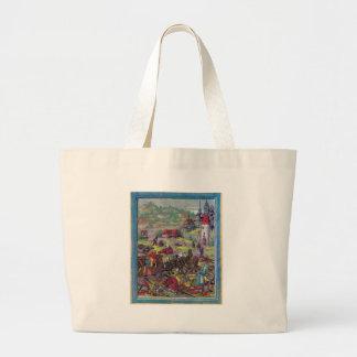 After the Battle of Triboltingen in Swabian War Canvas Bag