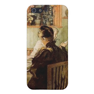 After the Children Have Gone to Bed iPhone SE/5/5s Cover