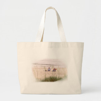 after the crowds jumbo tote bag