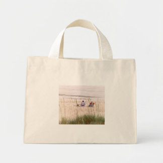 After the Crowds Mini Tote Bag