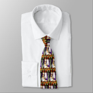 After the crucifixion tie