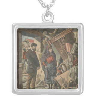 After the disaster fro  'Le Petit Journal' Custom Jewelry