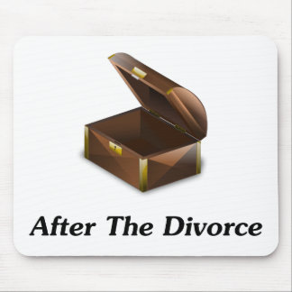 After The Divorce Mouse Pads
