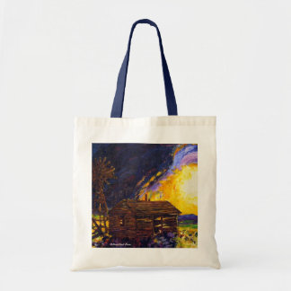 After the Dust Clears Prairie Tote Bag