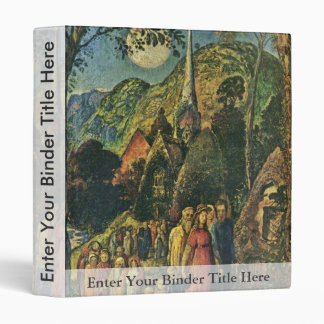 After The Evening Service By Palmer Samuel 3 Ring Binder