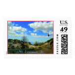 After The Fire, Mt. Lemmon, Az Postage Stamps