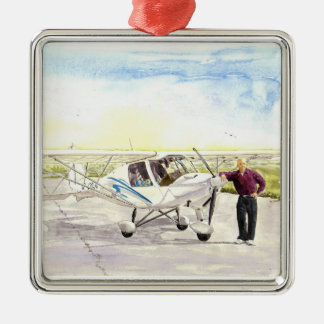 'After the Flight' Ornament