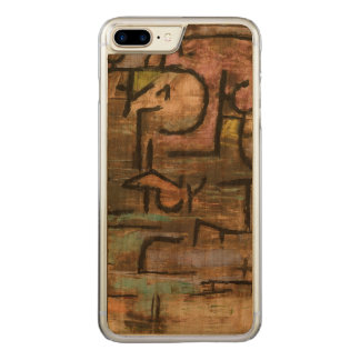 After The Flood by Paul Klee Carved iPhone 8 Plus/7 Plus Case
