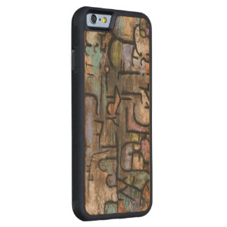 After The Flood by Paul Klee Carved® Maple iPhone 6 Bumper Case
