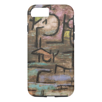 After The Flood by Paul Klee iPhone 8/7 Case