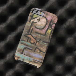 After The Flood by Paul Klee Tough iPhone 6 Case