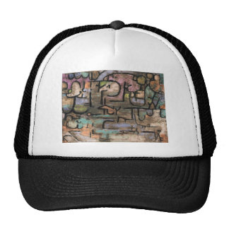 After the floods by Paul Klee Trucker Hat