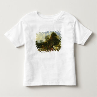 After the Hunt, c.1644 Toddler T-shirt