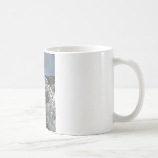After the Mountain Snow Storm Coffee Mug
