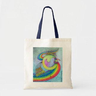 'After the rain' bird bag