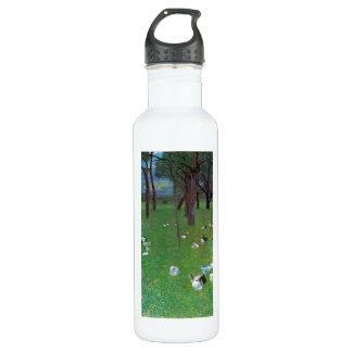 After the rain  by Klimt Stainless Steel Water Bottle