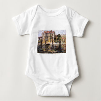 After the Rain by William Merritt Chase Baby Bodysuit
