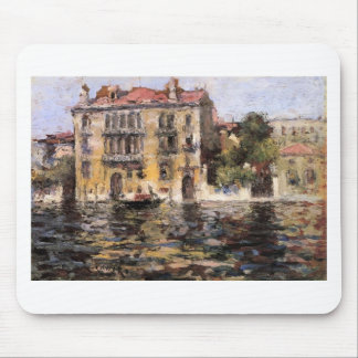 After the Rain by William Merritt Chase Mouse Pad