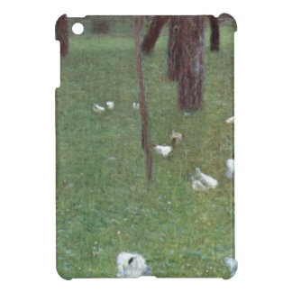 After the Rain (Garden with Chickens in St. Agatha iPad Mini Covers