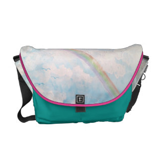 After the Rain Courier Bag