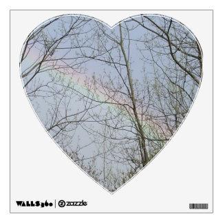 After the Rain Rainbow Wall Sticker