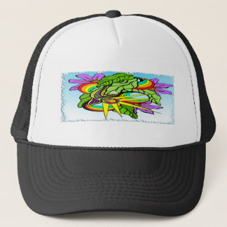 After The Rain Trucker Hat