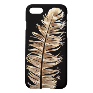 After The Rain Wild Turkey Feather Photography iPhone 8/7 Case
