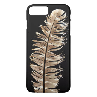 After The Rain Wild Turkey Feather Photography iPhone 8 Plus/7 Plus Case