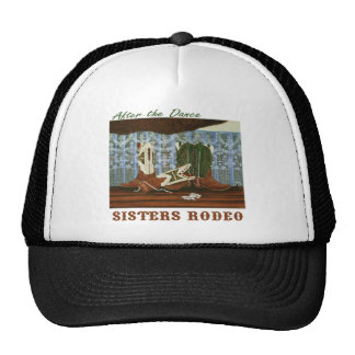 After the Rodeo Dance ~ Mesh Hats