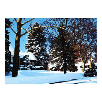 After the Snowstorm Card