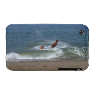 After the Splash; No Text iPhone 3 Cover