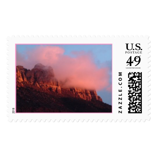 after the storm postage