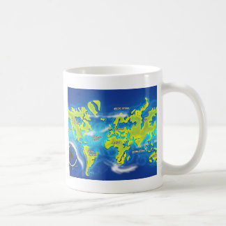 After the Thaw - Flooded Earth Classic White Coffee Mug